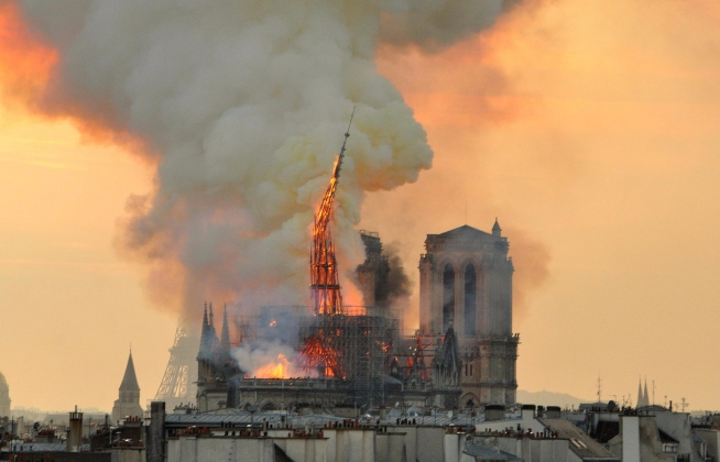 巴黎圣母院-7