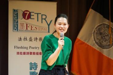 诗人文蓉朗诵著名诗人陈金茂的诗歌