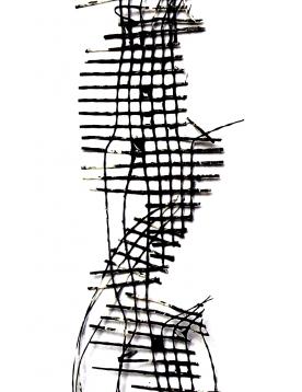 vertical line 9